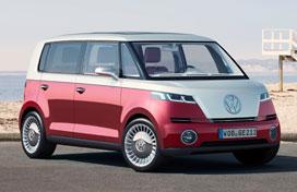 VW Bulli design