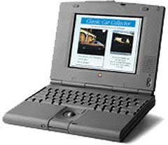 PowerBook Duo 280c