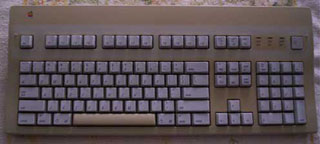 Apple Extended Keyboard II