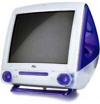 grape iMac DV