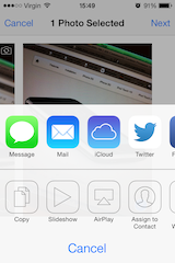 iOS7-sharing