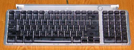 USB keyboard from original iMac