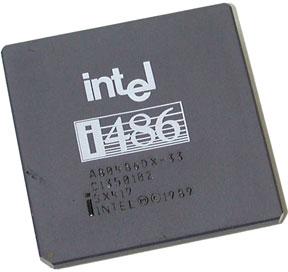 Intel 80486