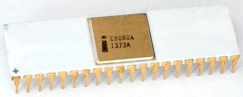 Intel 8080 CPU