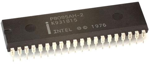 Intel 8085 CPU