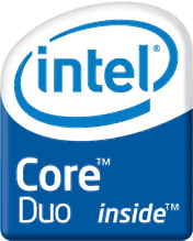 Intel Core Duo Inside