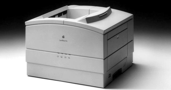 LaserWriter 16/600 PS