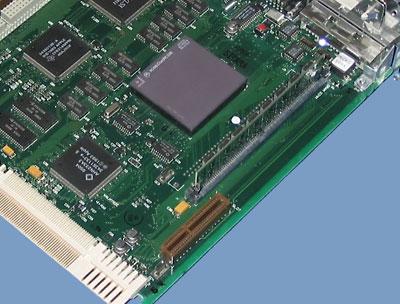 Mc LC 630 logic board