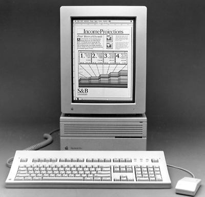 Macintosh Portrait Display