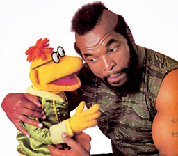 Mr. T on The Muppet Show