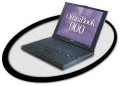 HP OmniBook 900