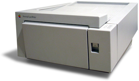 Apple Personal LaserWriter