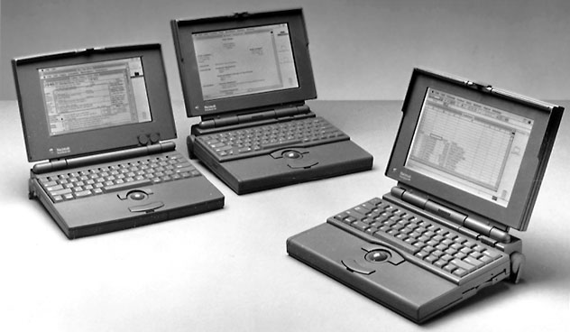 PowerBook 100, 140, and 170