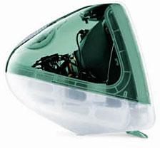 sage iMac G3