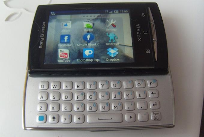 tiny android phone