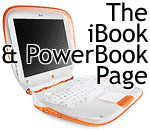 iBook and PowerBook Page