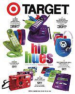 """Target 'Hip Hues"""" ad"""