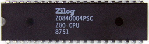 Zilog Z-80 CPU