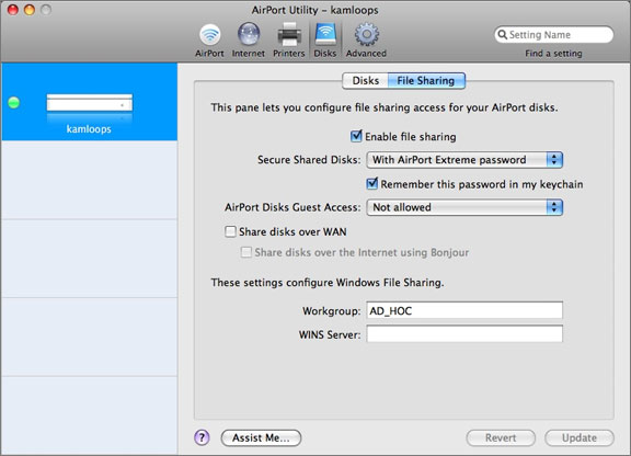 What You Must Know When Connecting a USB Hard Drive to AirPort