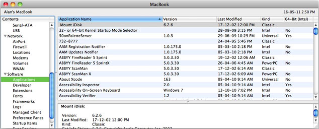 Preparing for the End of PowerPC Support When Lion Arrives